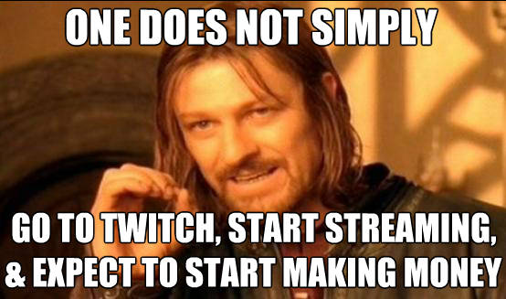 How to Get Started Making Money by Streaming on Twitch