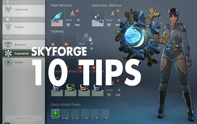 10 Skyforge Tips for Newbies | Skyforge