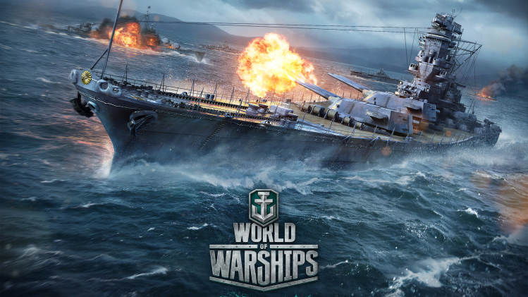 Is World of Warships the Next Major eSports Title?