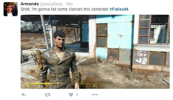 Fallout 4 - I'm Going To Fail Classes!