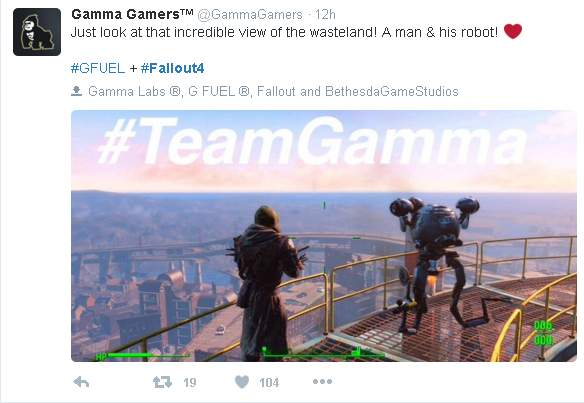 Fallout 4 - Gamma Gamers